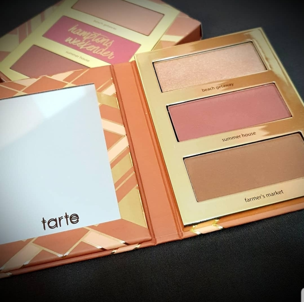 tarte the hamptons abierta